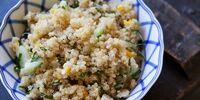 Yankee Celery Quinoa Pilaf