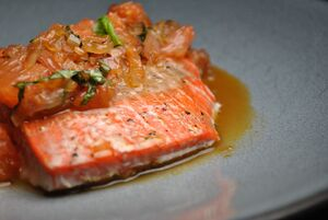 Ruby Red Salmon 007