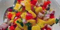 El Dooglitas Mango Salsa