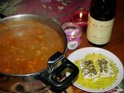 Haricot Bean Soup