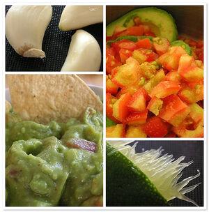 Making Guacamole