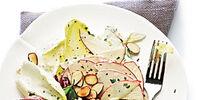 Belgian Endive Apple and Almond Salad
