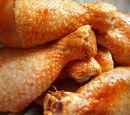 Oven-Baked Chicken Leg Quarters