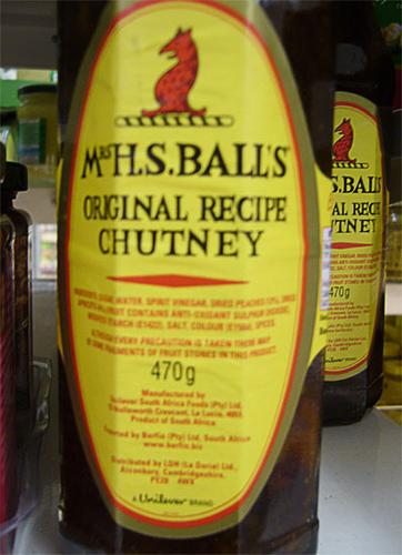 Mrs. Ball's Chutney | Recipes Wiki | FANDOM powered by Wikia