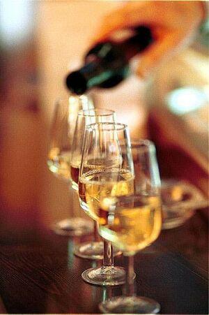 Sherry-wine