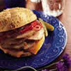 Mesquite Barbecue Melts