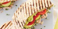 California Tuna Sandwiches