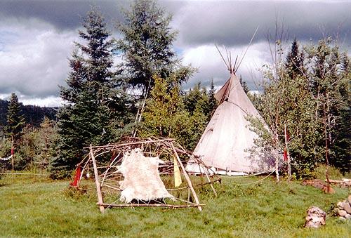 NativeAmericanTent