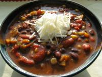 File:Sweet and spicy vegetarian chili.jpg