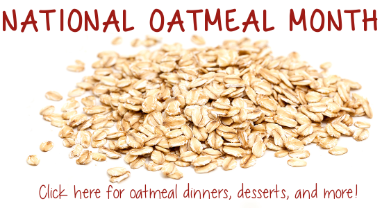 Nationaloatmealday