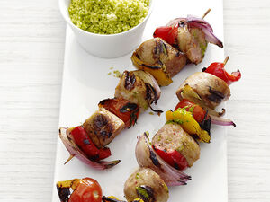 Sausage-and-Peppers-Shish-Kabobs