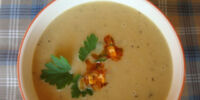 Cream of Dried Pea Soup