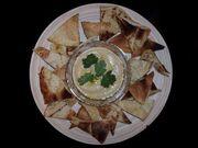 Hummus and Pita Chips.0