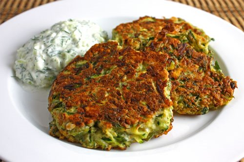 File:Greek Zucchini Fritters 500.jpg