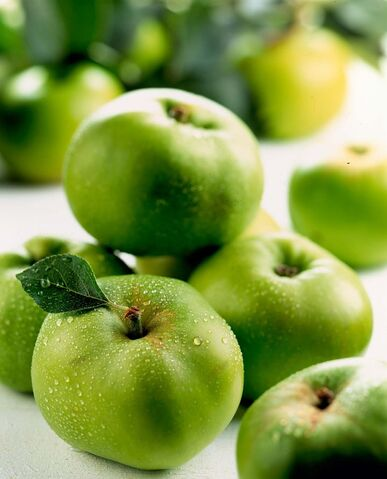 File:Green Apple picture.JPG