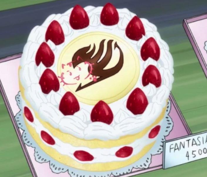 Nerdy Nummies Strawberry Cake