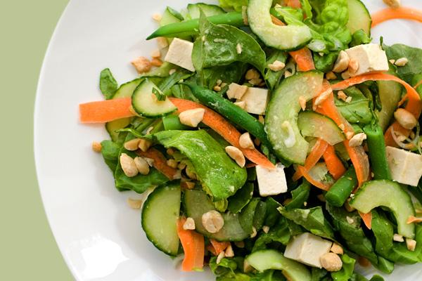 File:Chilled tofu salad miso vinaigrette 600.jpg