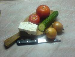 Za shopska salata