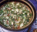 Cucumber Vinegar Sauce