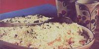 Rice and Cheese Bake
