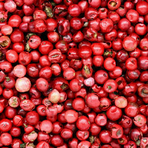 Pink-peppercorns