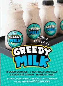 Greedy Milk