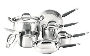 StainlessSteelCookware