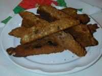 Fruited nut biscotti