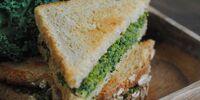 Krazy Kale Sandwich
