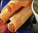 Pork Taquitos with Guacamole