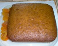 Scottish Fruited Gingerbread
