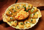 Atkins spicy crab dip appetizers