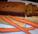 Spicy Carrot Bread