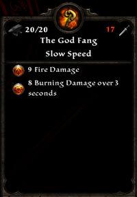The god fang