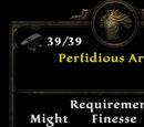 Perfidious Armor