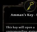 Amman's Key - Esharra