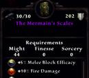 The Mermain's Scales