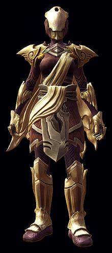 Children of Erathell Armor Set Fem