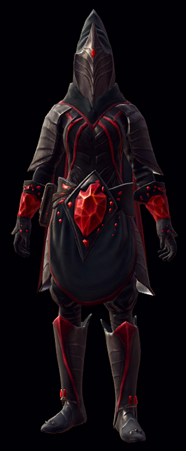 Tuatha Armor Set Fem