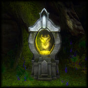 Vanillla shrine