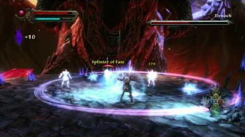Kingdoms of Amalur Reckoning Gameplay - Part 16 - Reckoning - Final Boss Tirnoch