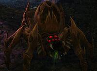 Giant spider big