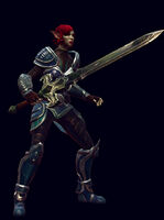 Belnes sword of ire model