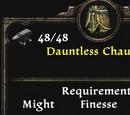 Dauntless Chausses