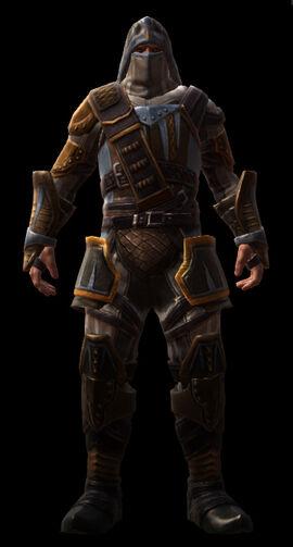 Mercenary SET