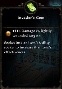 Invader's Gem