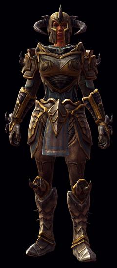 Kerrod's Armor Set Fem