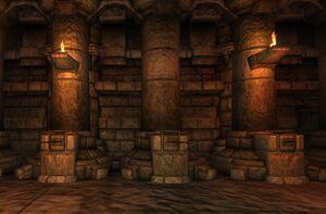 Hall of the Nimble Cat (1)