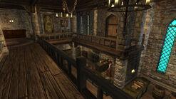The Merchant Commons Interior