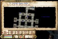 Tir Asleigh Upper Halls Map (2)
